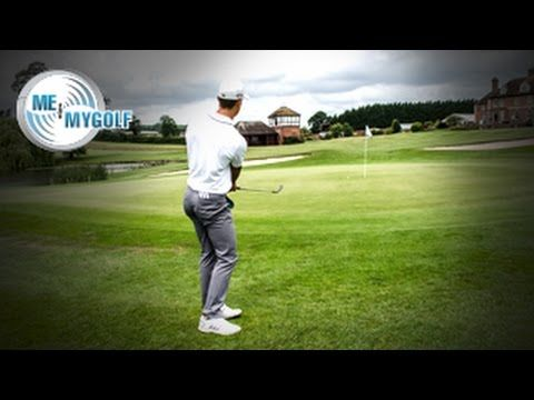 HOW TO CHIP THE GOLF BALL CLOSE EVERY TIME - YouTube