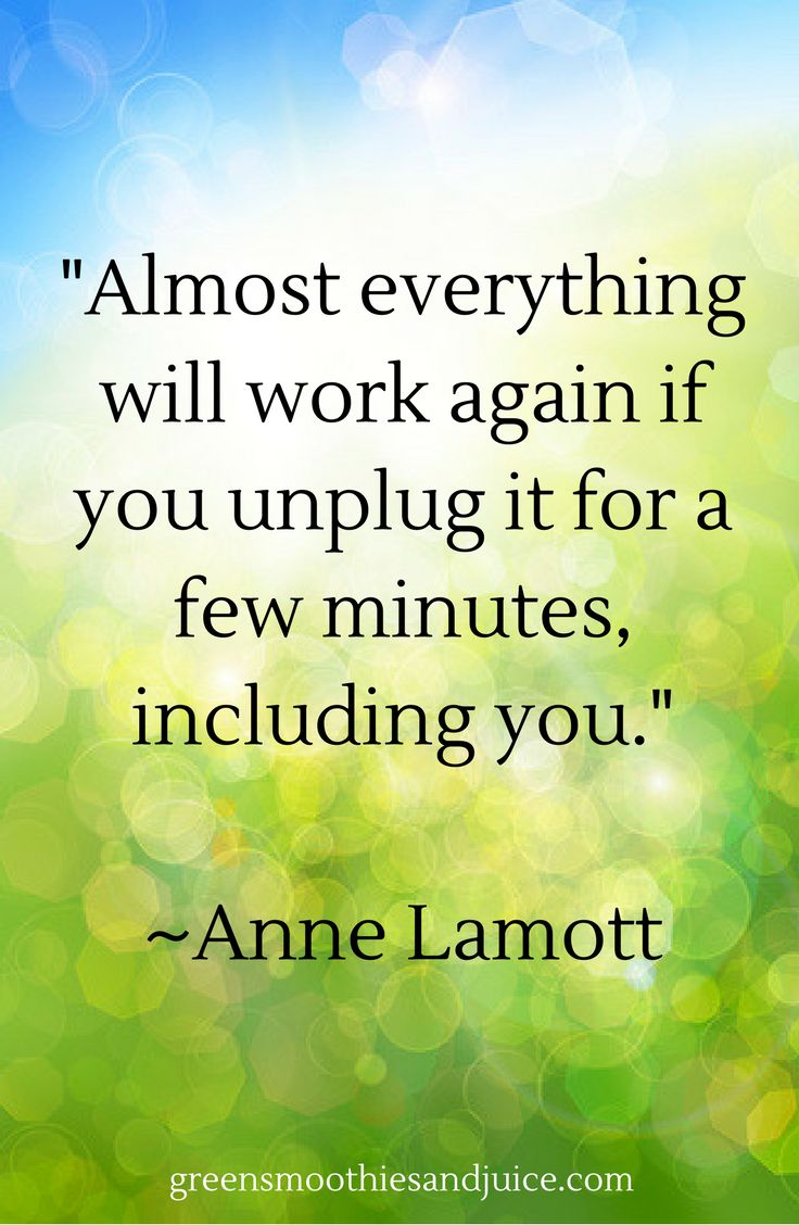 Do you know how to unplug? Really unplug? Every once in a while, don't forget to break the addiction and turn OFF.   #healthtips