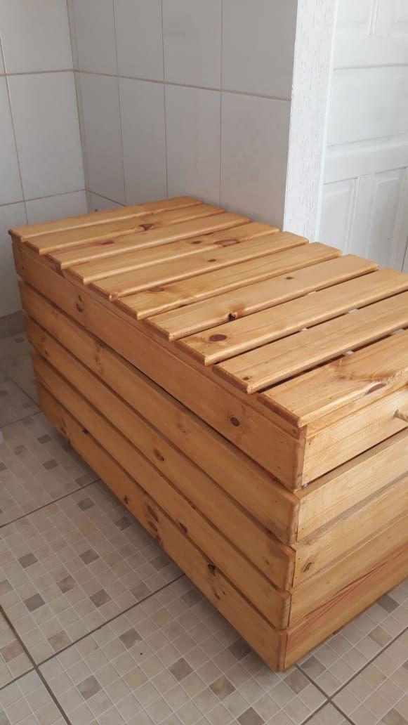 Bau De Madeira Para Brinquedos Com Imagens Bau De Madeira Bau