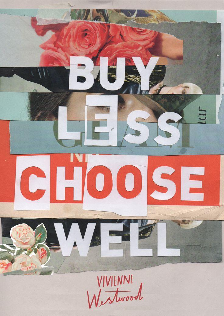 Vivienne Westwood - famous quote