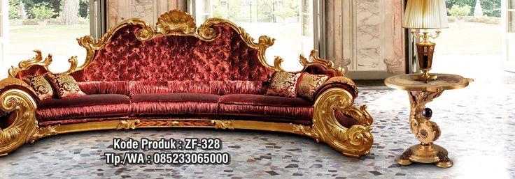 Set Ruang Tamu Mewah www.ukirmebeljepara.net | www.zahirartfurniture.com