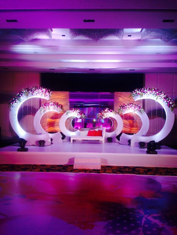 wedding stage decoration pics%0A Stage