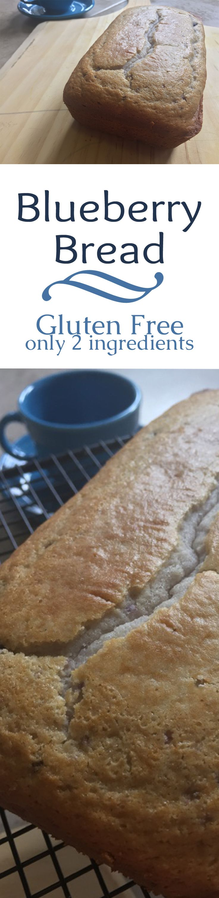 This Bread Only Needs Two Ingredients To Make. A Busy Mom Must Know!