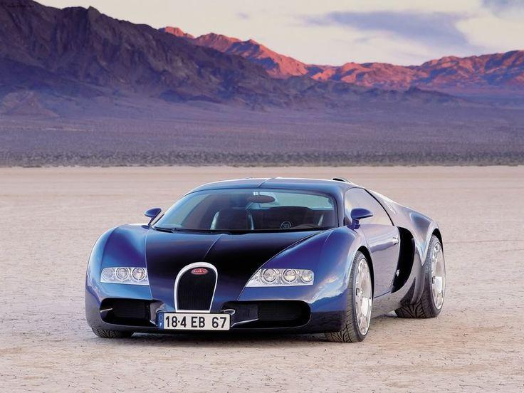 Fast Bugatti 3b