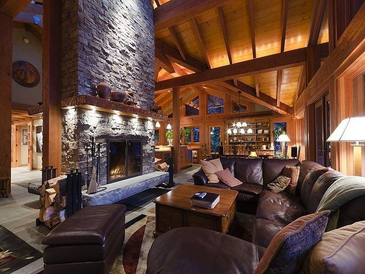 15m Luxury Ski Chalet In Whistler Canada 171 Twistedsifter