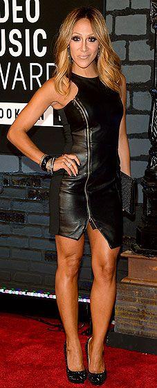 Melissa Gorga: 2013 VMAs