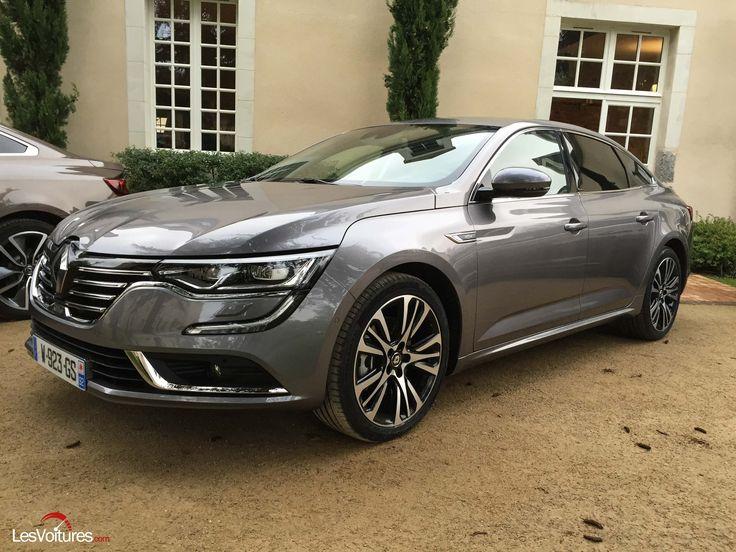 Cars - Renault Talisman dCi 160 EDC Initiale Paris : nos impressions de conduite... - http://lesvoitures.fr/renault-talisman-dci-160-edc-initiale-paris-nos-impressions-de-conduite/