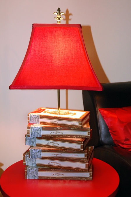 21 best Cigar box lamps images on Pinterest | Cigars, Cigar boxes ...