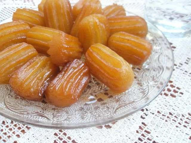 bosnian  food recipes with pictures | Bosnian Desserts