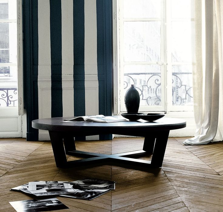 best solid wood furniture brands. round solid wood coffee table xilos collection by maxalto a brand best solid wood furniture brands