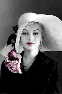 Marilyn Monroe Pink Flower