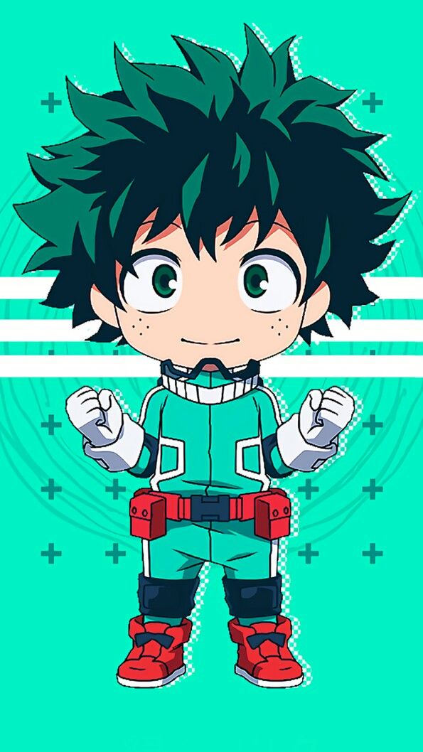 Pin By Maria Paulinamc On Bnha Wallpapers Anime Anime Chibi My Hero Academia