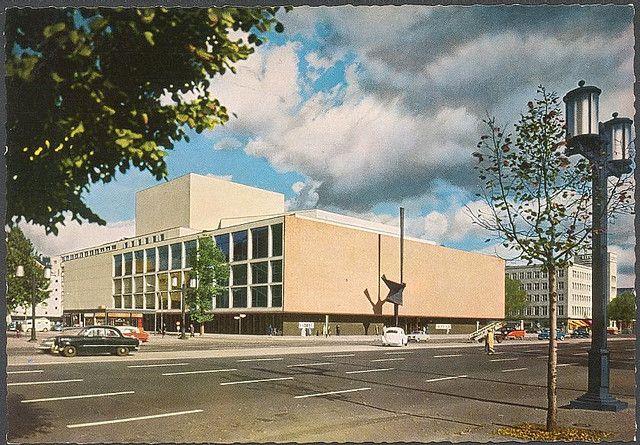 berlin - deutsche oper