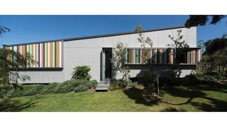 Blue House - Neeson Murcutt Architects
