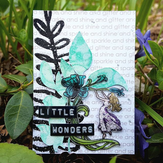 Scrap Savvy Creations: Little Wonder