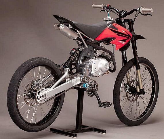 Motoped Kit