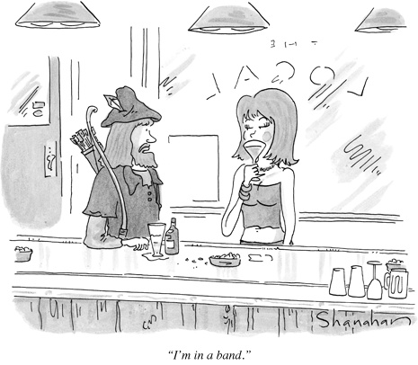 from New Yorker