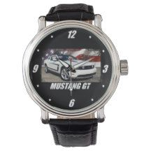 2012 Mustang GT Watches