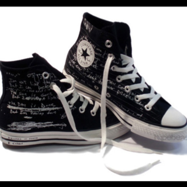 Converse Shoes On Pinterest