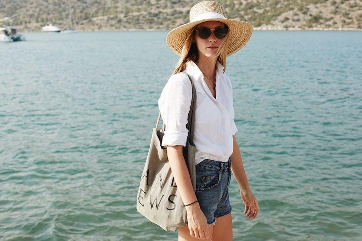 From Perdika to Ermioni: My Greek adventures.