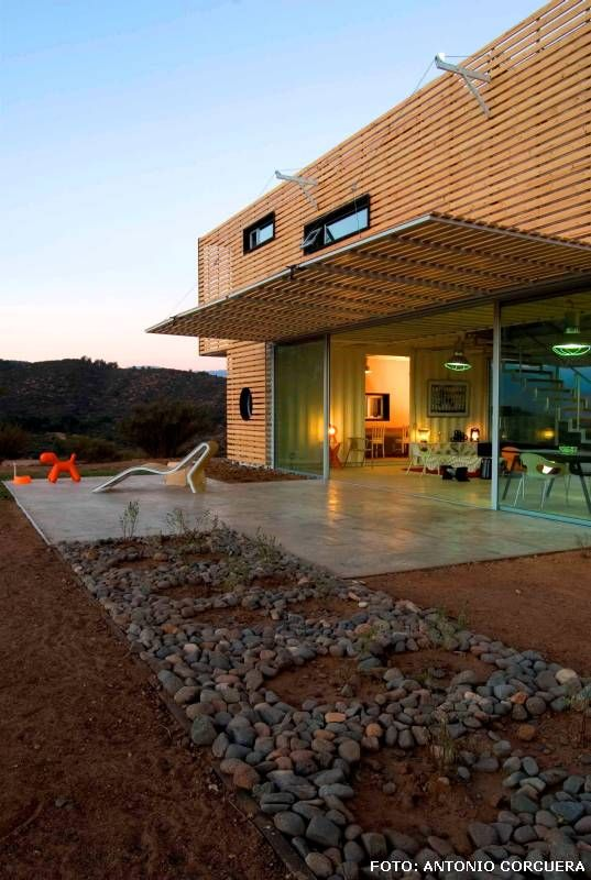 36 best casas de contenedores images on pinterest - Casas container espana ...
