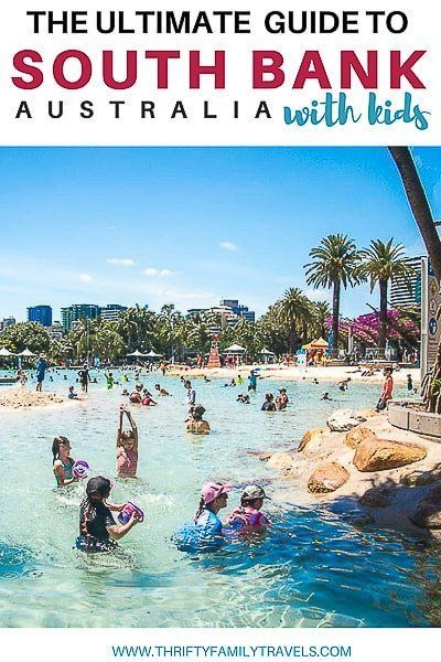 Things to do in Southbank Brisbane