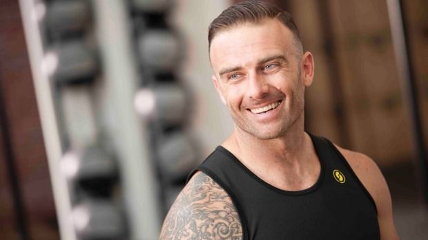 "Steve ""Commando"" Willis has maintained his fitness at 40. Photo: Supplied"