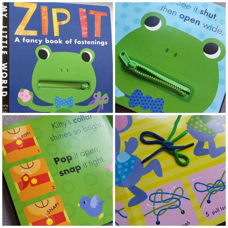 Zip It & Train! books   Nobody Said It Was Easy