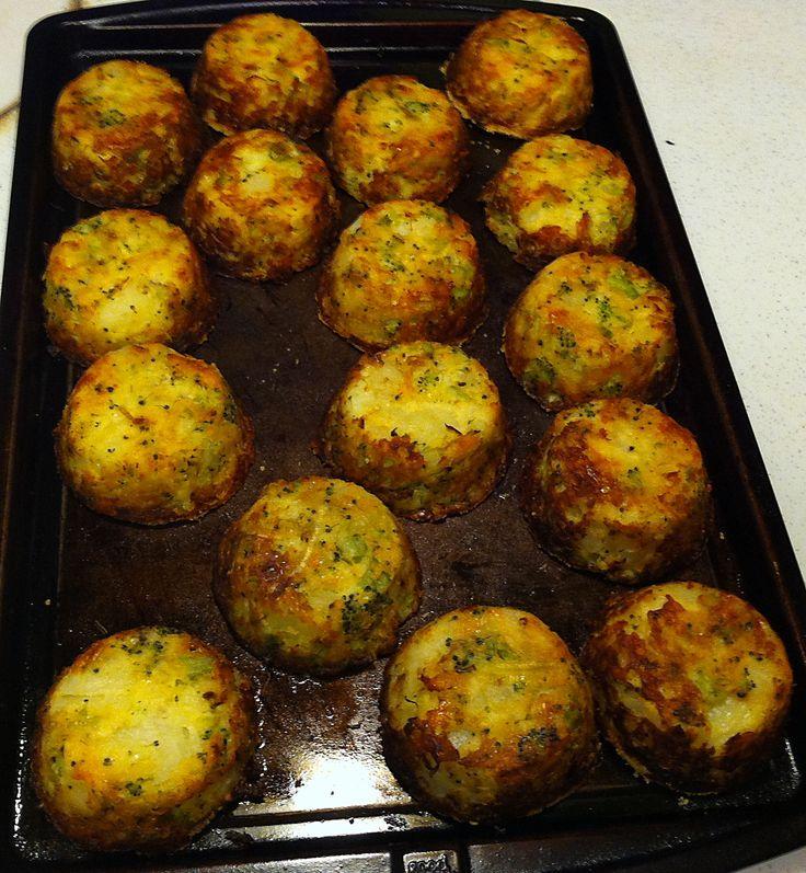 Ikea Potato Broccoli Cakes Recipe