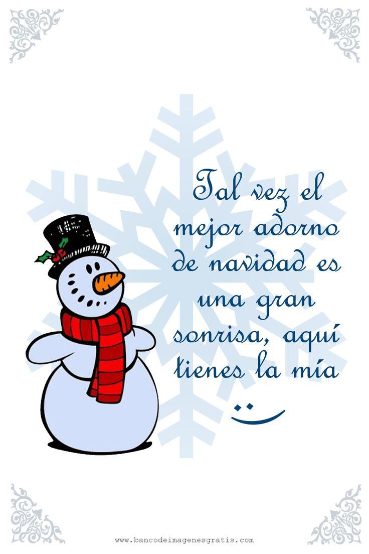 En esta navidad que tu risa sea la mejor y permitiendo que el Niño Jesús anide en tu corazon