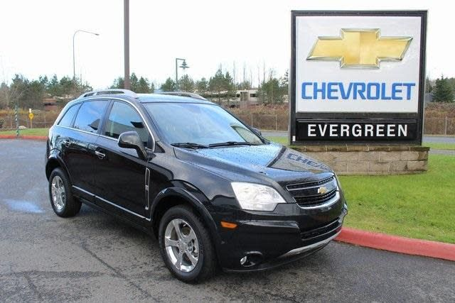 Pin By Olivia Lebleu On Dog Car Chevrolet Captiva Sport