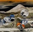 Yuan Shun, 'Landing on China No. 13', 2006