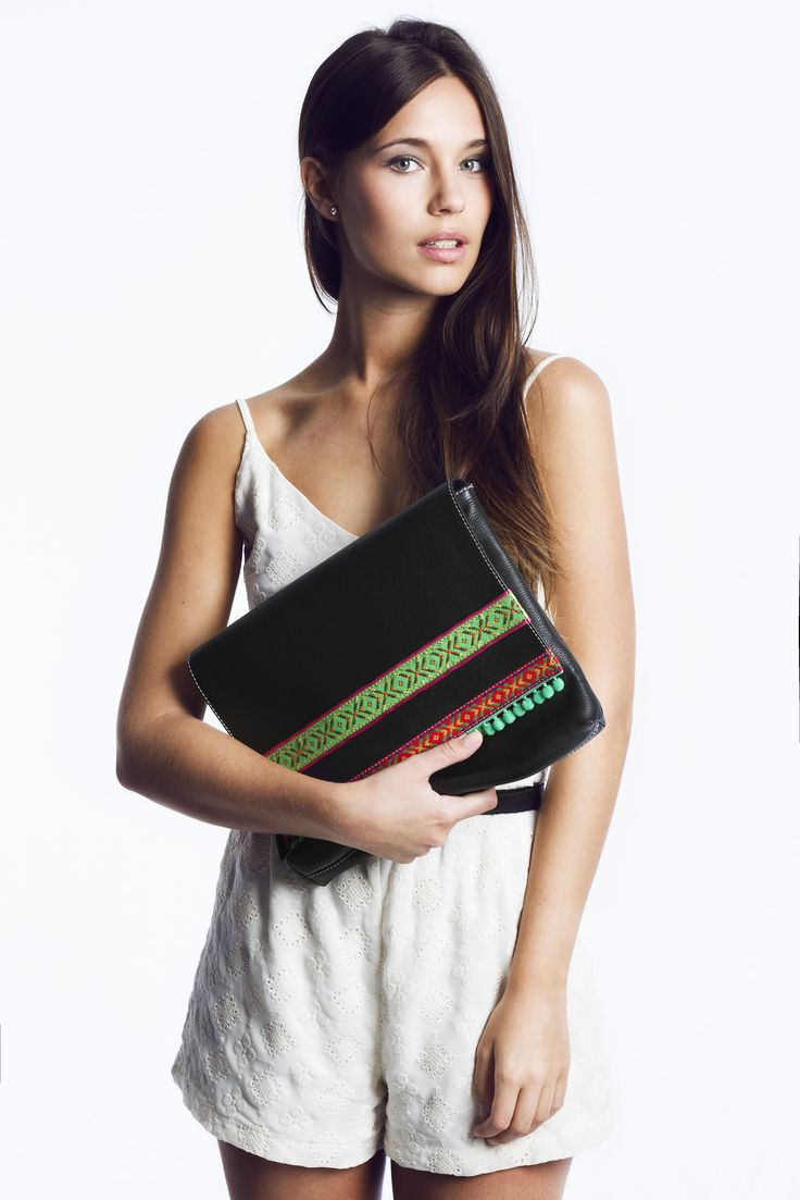 CARTERA AZTECA BY THE CODE