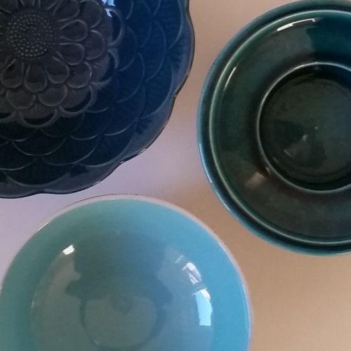 Søgrøn keramik