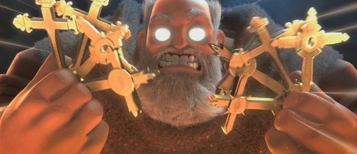 Supermoine holypop - Animation
