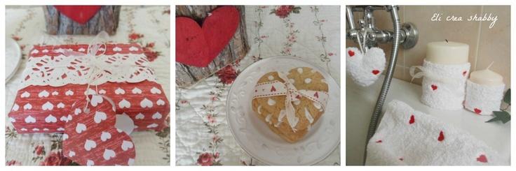 cuori per san valentino  http://elicreashabby.blogspot.com/