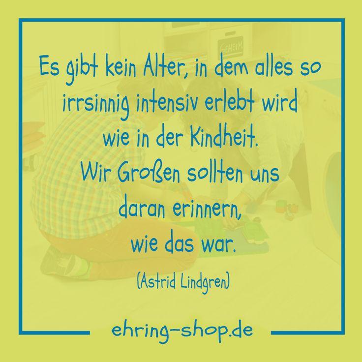 In diesem Sinne wünschen wir Euch einen schönen und ereignisreichen Brückentag.  _____________________  Astrid Lindgren Ehring Kindermöbel Markenmöbel Spielmöbel