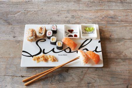 €34,95 Sushi Plate #living #interior #rivieramaison #sushi