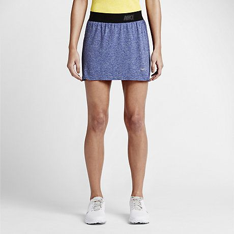 Nike Converge Бесшовный - Женский Гольф Skort - Гольф Одежда - H30l3863_C7n8660