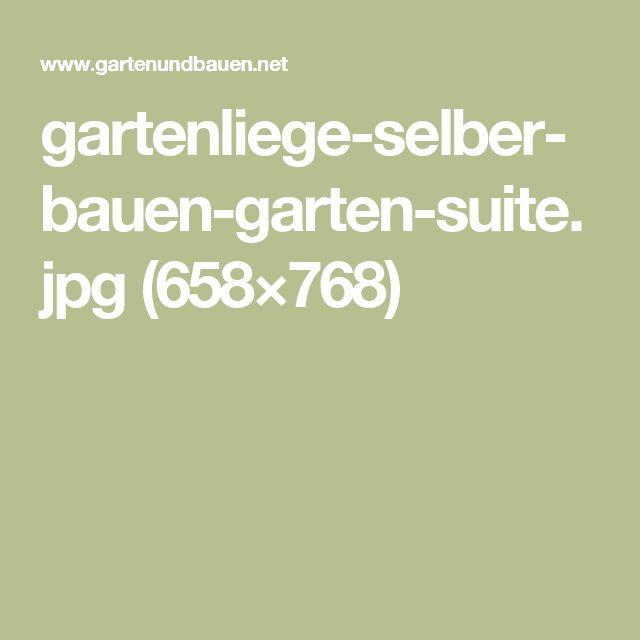 gartenliege selber bauen garten suitejpg 658768 - Designer Gartenliege Selber Machen