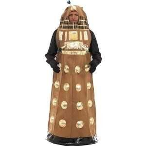 Official Dr Who Dalek Adults Fancy Dress Halloween Costume - this is a really cool costume to wear and I don't think saying - Exterminate, Exterminate - ever gets old so it's definitely one I'd love to wear (not sure hubby would enjoy me wearing it though as he's not such a big Doctor Who fan as I am and my 'dalek voice' can be a bit much all night for non-Whovarians!!!)