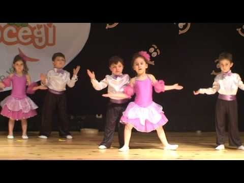 Kovboy Çilem :)) -Modern Dans (Cotton Eye Joe) - YouTube