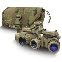 TYR Tactical™ Communications Pouch - Panoramic Ground Night Vision Goggle | TYR Tactical - Plate Carrier, Body Armor, Tactical Gear, Tactical Armor