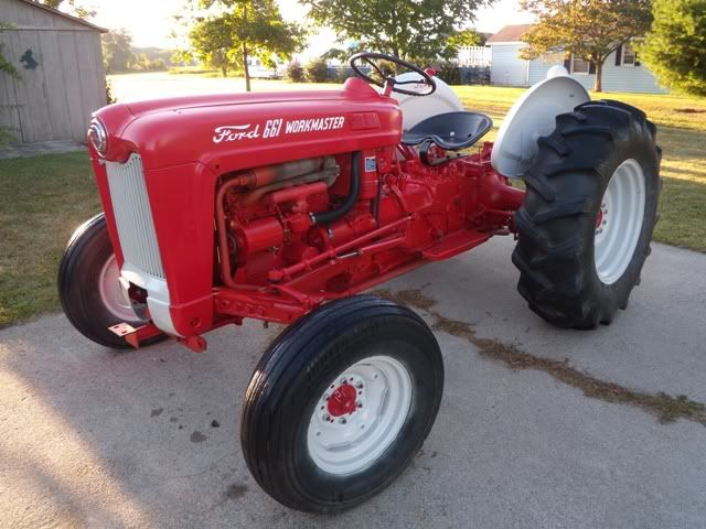 Ford 601 Tractor : Best images about tractors made in highland park mi on