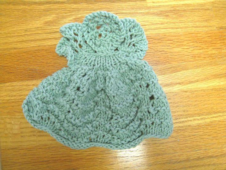 17 best images about knit dishcloth amp potholder patterns