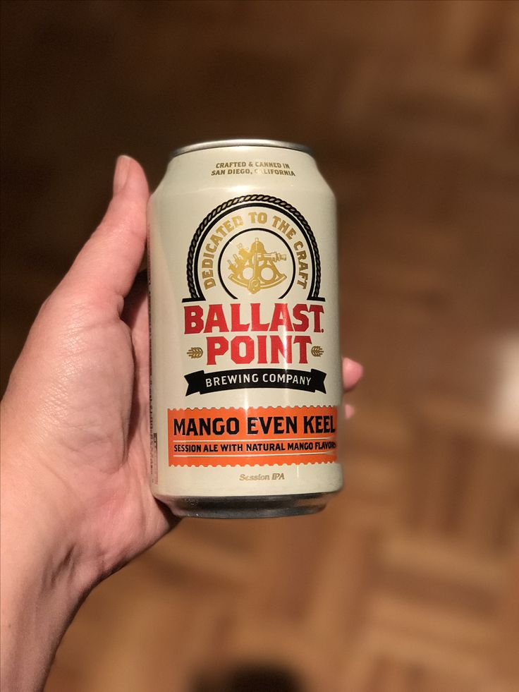 Almost all of the Ballast Point beers are amazing - the Mango Session Ale is outstanding (Premier)