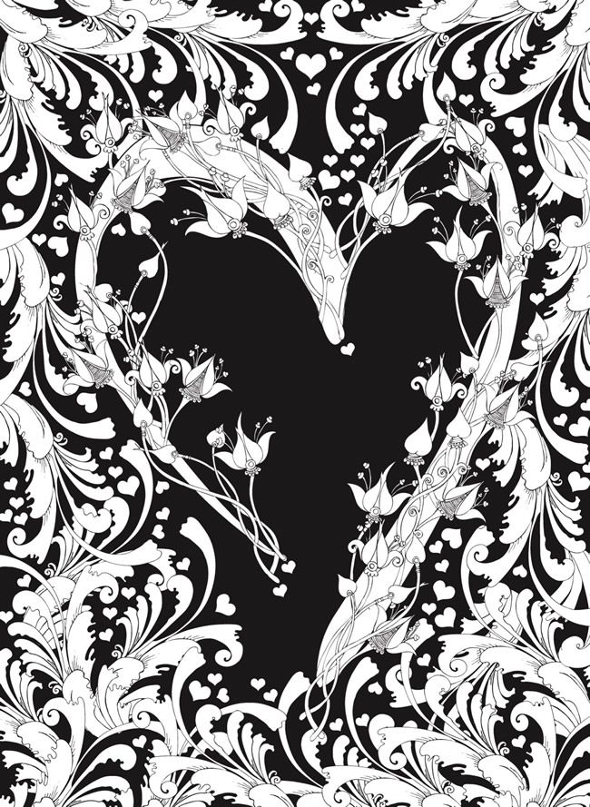 1320 best Creative Haven coloring pages By Dover images on ...