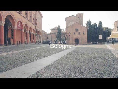A Day in Bologna @BolognaWelcome via YouTube