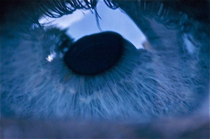 ✿CaitiJoey✿ // eyes // blue // open // up // beautiful // photography // reflection // aesthetic