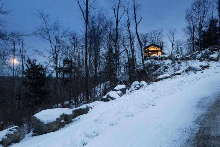 _naturehumaine Bolton Residence Bolton East Quebec Canada 2014